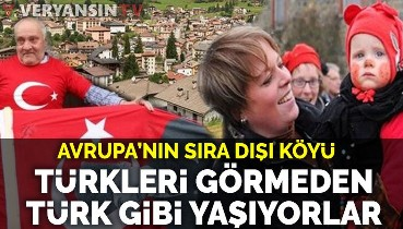 300 yıldır Türkleri görmeden Türk gibi yaşıyorlar!