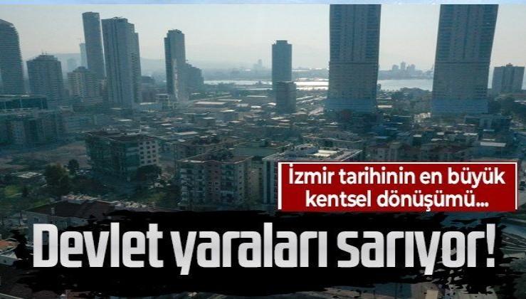 Rıza bey apartmanı ne olacak? İzmir tarihinin en büyük kentsel dönüşüm süreci başlıyor