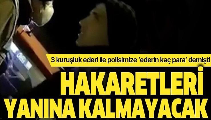 Bursa'da polislere 'senin ederin kaç para' diye hakaret eden yarbay hakkında hapis talebi!