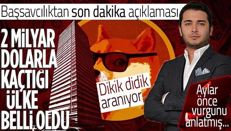 MASAK'tan Thodex hamlesi! Faruk Fatih Özer'in kaçtığı ülke belli oldu! Şirket merkezi didik didik inceleniyor