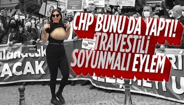 CHP'den İstanbul Sözleşmesi'nin kaldırılmasına karşı çıplak protesto!.