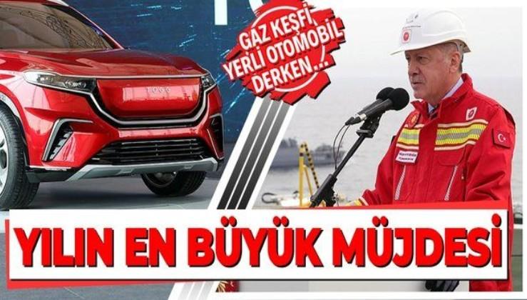 """Türkiye ekonomisine """"enerji"""" dopingi! Doğalgaz keşfi, yerli otomobil..."""