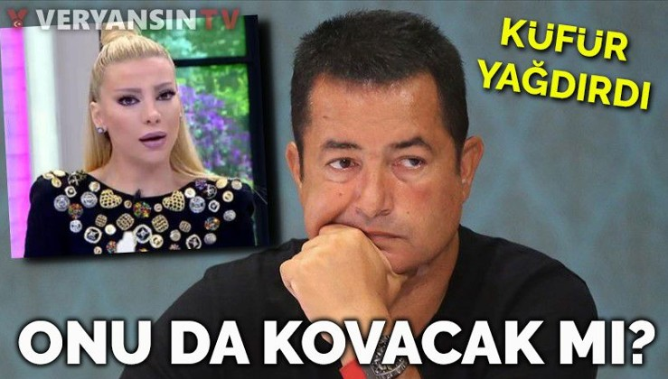 Acun gereğini yapacak mı? TV 8 jürisi Gülşah Saraçoğlu'ndan ağza alınmayacak küfürler