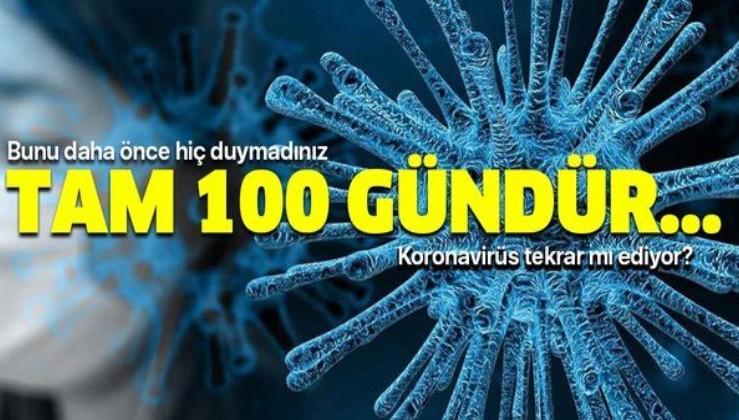 Bunu daha önce hiç duymadınız! Koronavirüs semptomları tam 100 gündür devam ediyor! Koronavirüs kendini tekrarlıyor mu?