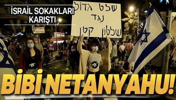 Yolsuzluk iddiaları ve koronavirüste başarısız yönetim İsrail'de Netanyahu'nun sonunu getiriyor!