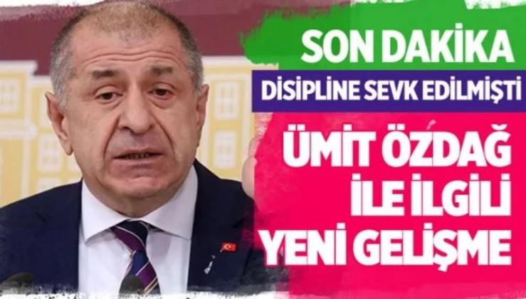 FETÖ'nün siyasi ayağını açıklayan Ümit Özdağ...