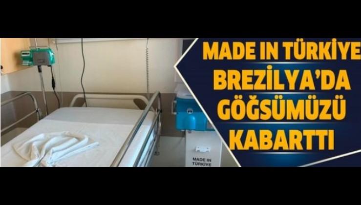 Made in Türkiye, Brezilya'da görüntülendi