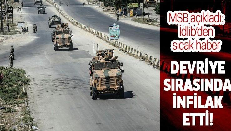 Rus-Türk ortak devriyesi sırasında bombalı saldırı düzenlendi