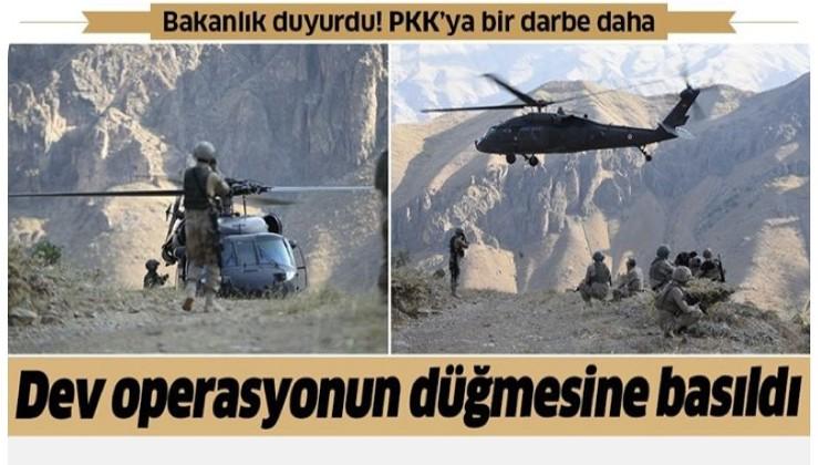 Son dakika: İçişleri Bakanlığı duyurdu: Yıldırım-2 Cilo operasyonu başladı