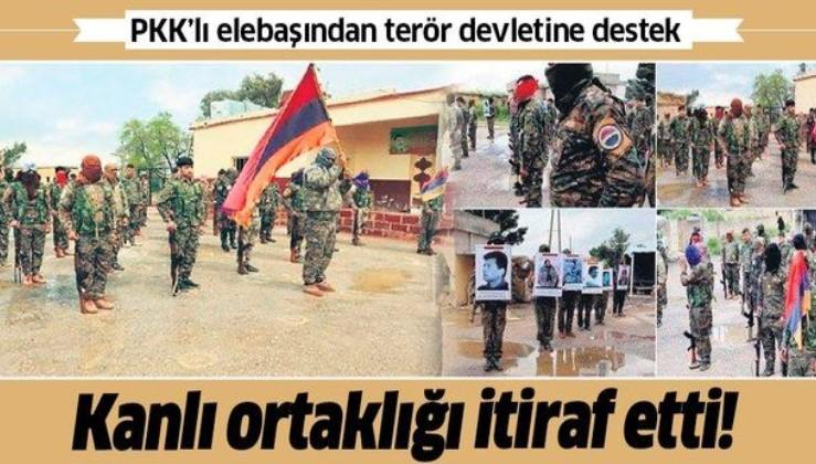 SON DAKİKA: PKK'lı terörist elebaşından Ermenistan itirafı