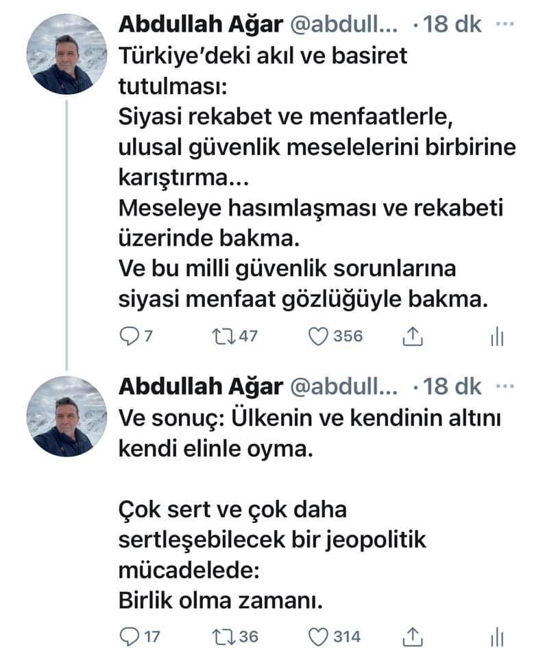 Türkiye'deki akıl ve basiret tutulması: