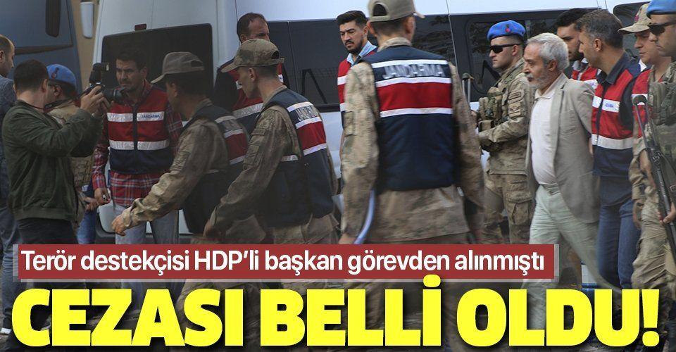 Son dakika: Eski Diyarbakır Büyükşehir Belediye Başkanı Selçuk Mızraklı'ya hapis cezası.