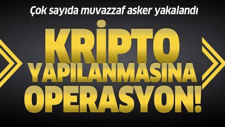 Son dakika: İstanbul'da FETÖ operasyonu! 15 muvazzaf asker adliyeye sevk edildi