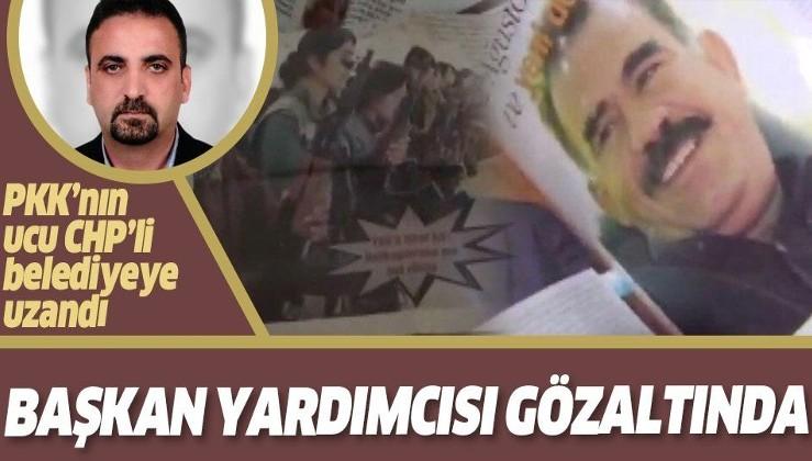 Son dakika: İstanbul'da PKK'ya operasyon! Şişli Belediyesi Başkan Yardımcısı da gözaltına alındı!