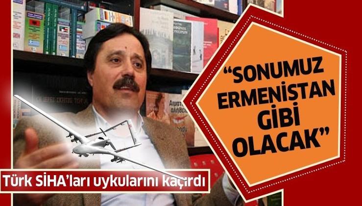 Yunan istihbaratçı Savvas Kalenderidis'i korku sardı: Ermeniler gibi Türk SİHA'larının kurbanı olacağız