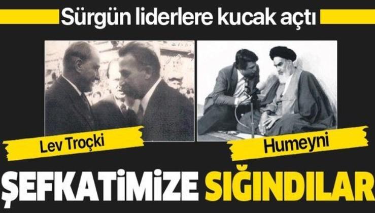 Lev Troçki, Humeyni, Tököli İmre, Demirbaş Şarl, Lajos Kossuth... Ankara bağrına bastı