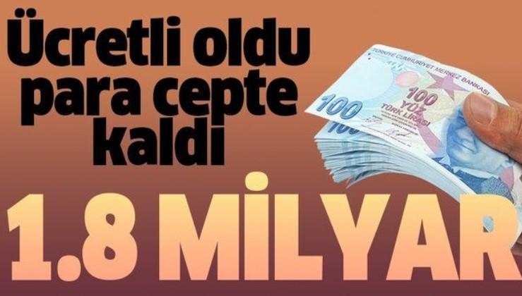 Poşetlerin ücretli olması ekonomiye 1.8 milyar lira kazandırdı