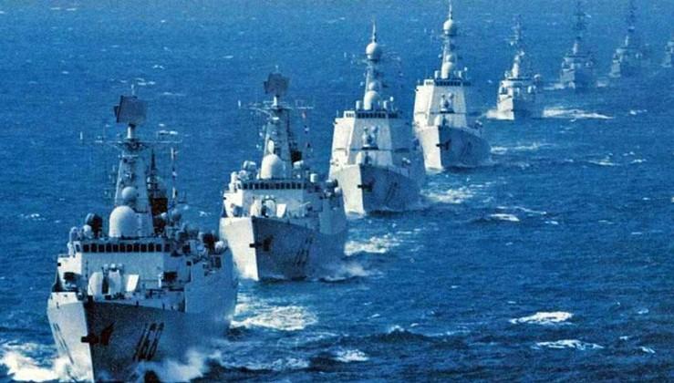 NI: Donanmasını çok hızlı büyüten Çin, savaş gemilerine verecek isim bulamıyor