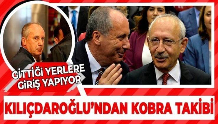 CHP'de son durum: Kemal Kılıçdaroğlu Muharrem İnce'nin ziyaret ettiği yerleri ziyaret ediyor