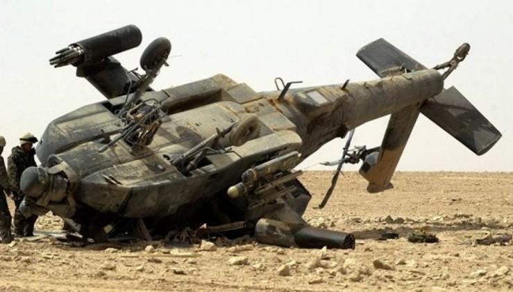 """""""Путін в печалі..."""" - У Лівії розбився вертоліт із вагнерівцями"""