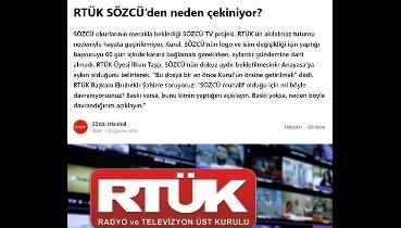 Son dakika: RTÜK'ten algı peşindeki Sözcü'nün TV kanalına ceza! Gerçek ortaya çıktı