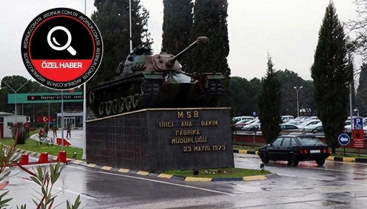 Tank Palet'te şartname detayları işçilere duyuruldu