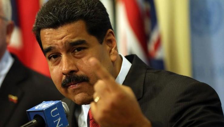 Maduro: ABD çok yakında Venezuela'da darbe girişiminde bulunacak
