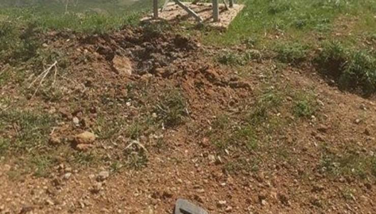 Siirt'te terör örgütü PKK telekomünikasyon şirketi çalışanlarına el yapımı patlayıcı ile saldırdı