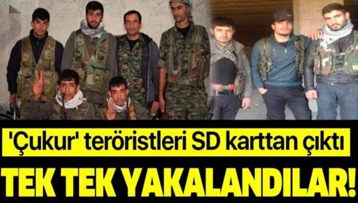 Terör örgütü PKK'nın 'çukur' teröristleri hafıza kartından çıktı: 10 kişi gözaltına alındı