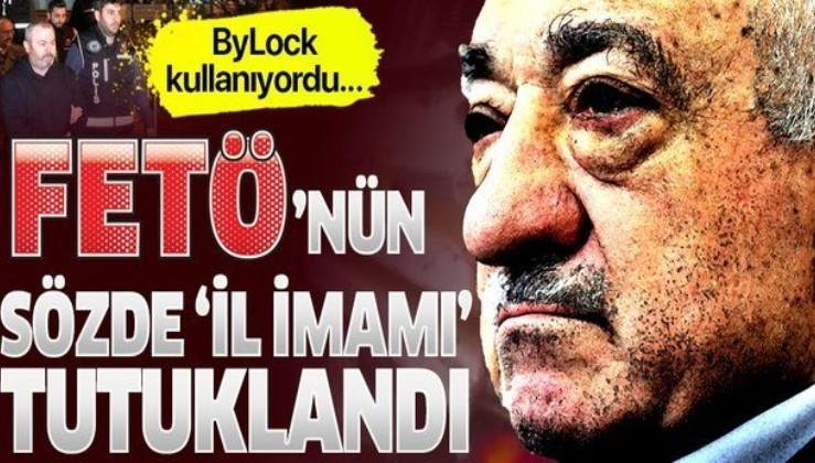 """FETÖ'nün sözde Bartın """"il imamı"""" tutuklandı."""