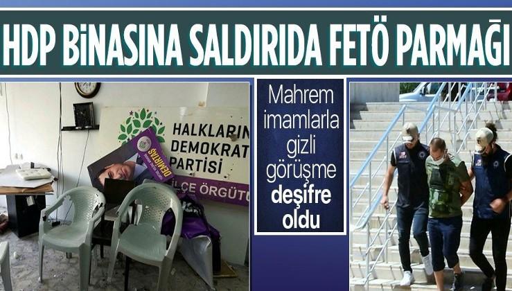 Marmaris'te HDP binasına ateş açılmasına ilişkin 4 zanlı daha yakalandı! FETÖ izi deşifre oldu