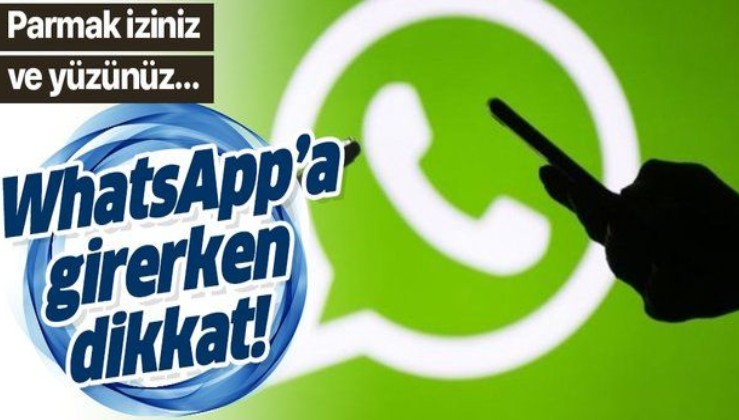 WhatsApp Web ve Masaüstü'nde yüz tanıma ve parmak iziyle giriş dönemi! Gizlilik tartışmaları yeniden gündemde