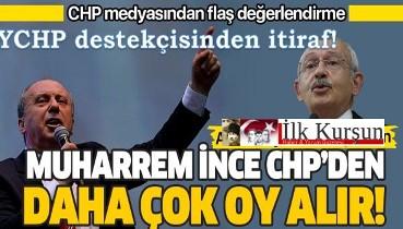 YCHP yandaşı Can Ataklı'dan Kemal Kılıçdaroğlu'nu çıldırtacak sözler: Muharrem İnce CHP'den daha çok oy alır