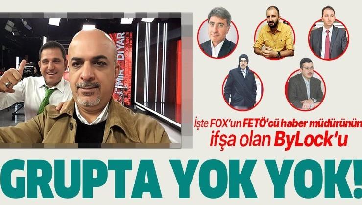 FOX'un FETÖ'cü haber müdürü Ercan Gün'ün ByLock grubu deşifre oldu! İşte o isimler...