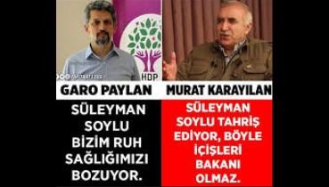 """HDP'li Garo Paylan: """"Süleyman Soylu bizim ruh sağlığımızı bozuyor"""""""