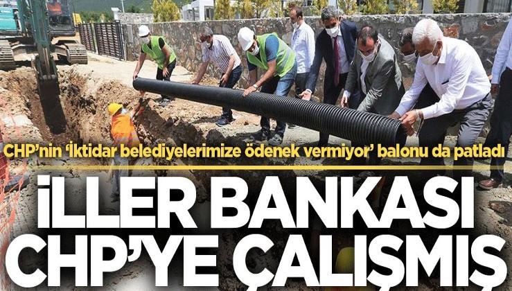 İller Bankası CHP'ye çalışmış