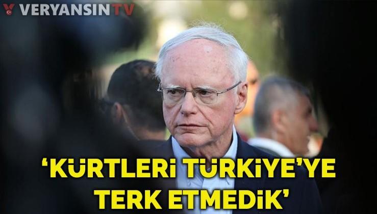 Jeffrey: Kürtleri Türkiye'ye terk etmedik