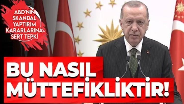 Erdoğan'dan Niğde-Ankara Otoyolu 2. Kesim Açılış Töreni'nde önemli açıklamalar