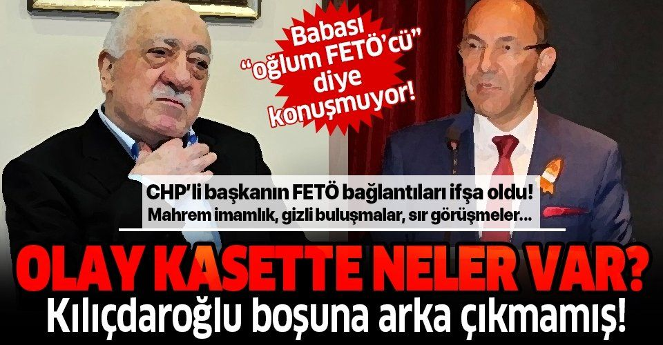 Son dakika: Kılıçdaroğlu'nun arka çıktığı CHP'li İbrahim Burak Oğuz'un iddianamesinde şok FETÖ detayları!.