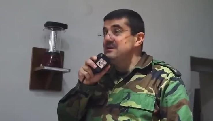 Ermenistan ordusu alay konusu oldu: Savunma hatlarını ve karargah yerlerini paylaştı