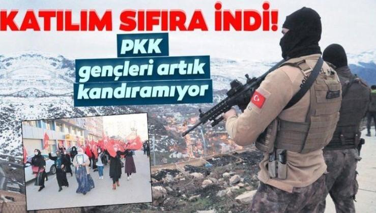 PKK, artık gençleri kandırıp dağa götüremiyor! 5 ilde örgüte katılım sıfıra indi