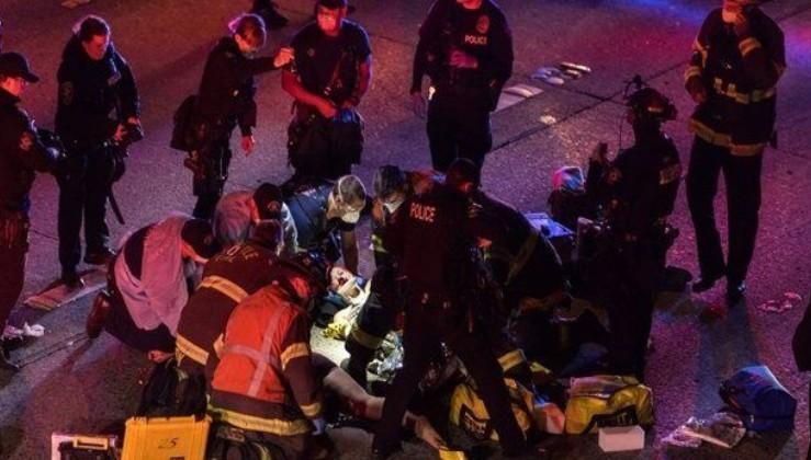 Son dakika: ABD'de sıradan bir gün: Gece kulübüne silahlı saldırı 12 kişi vuruldu!