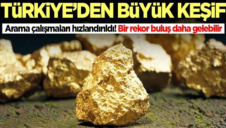 Altın, uranyum ve dahası gelecek! Türkiye'den büyük keşif