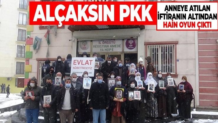 Diyarbakır HDP İl Başkanlığı önünde annelerin nöbeti 505 gündür devam ediyor! PKK iftiralara başladı