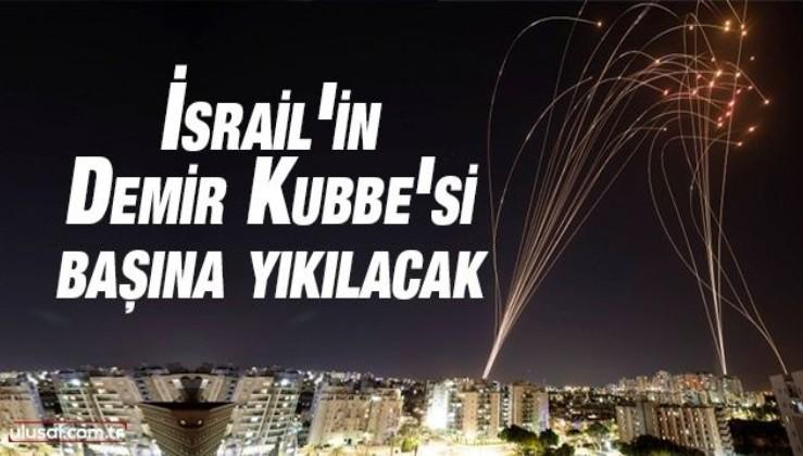 İsrail'in Demir Kubbe'si Hamas roketlerine karşı koyamadı