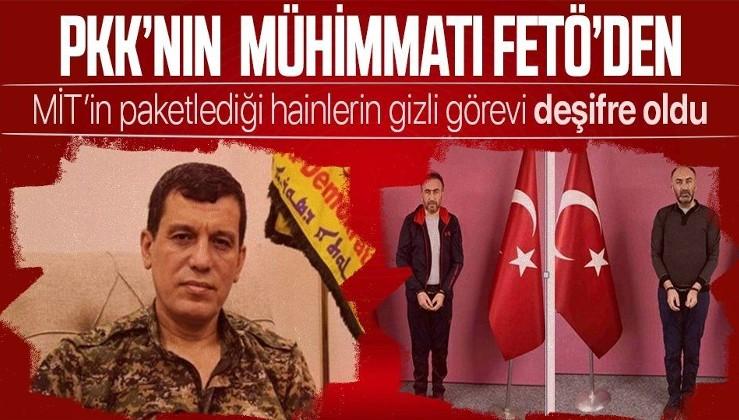 Özbekistan'da yakalanan firari FETÖ'cü Gürbüz Sevilay hakkında flaş detay! PKK karargahında o isimlerle görüşmüş