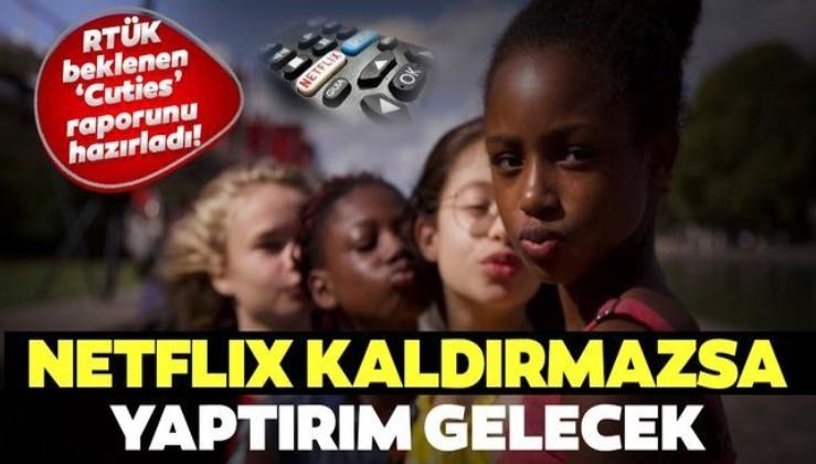 Netflix'in çocuk istismarı içeren Cuties filmiyle ilgili flaş gelişme! Lisansı iptal edilebilir