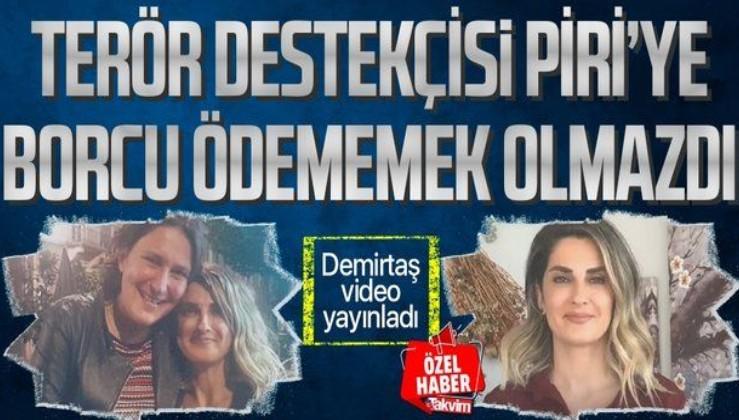 Selahattin Demirtaş'ın eşi Başak Demirtaş'tan Kati Piri'ye destek: Sana başarılar diliyorum