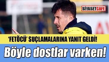 Fenerbahçe'den Emre Belözoğlu'na 'FETÖ' suçlamasına yanıt