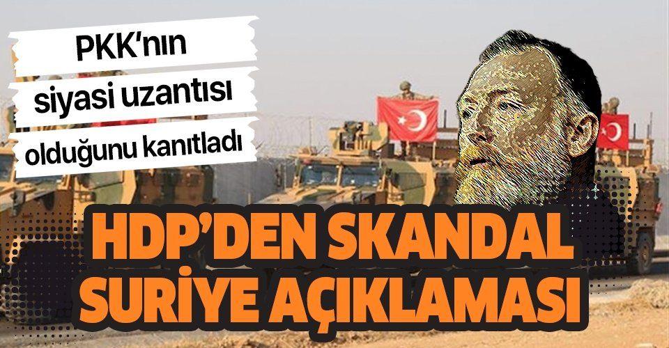 HDP, PKK'nın siyasi uzantısı olduğunu kanıtladı: Sezai Temelli'den skandal açıklama!.